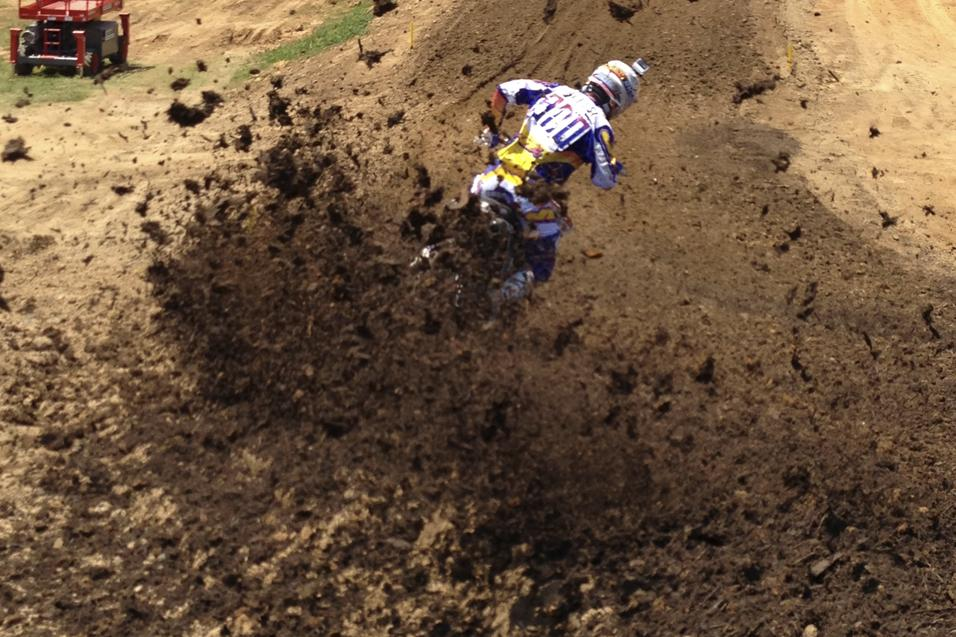 Racer X Films:  Muddy Creek Press Day