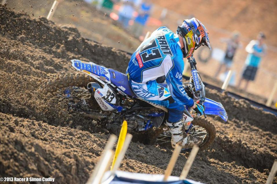 Muddy Creek Practice Report