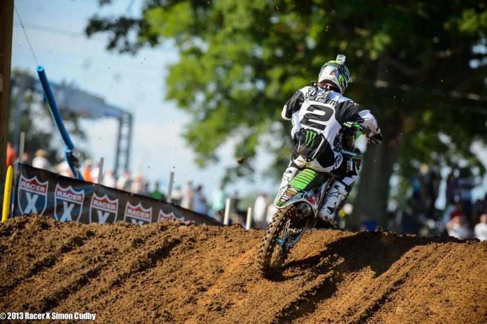 Muddy Creek 450  Moto One Report
