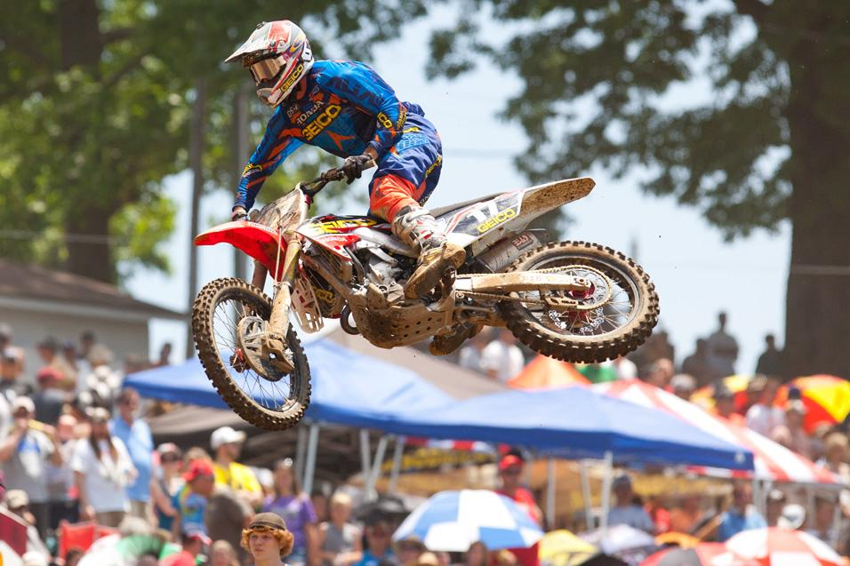 Muddy Creek 250  Moto Two Report