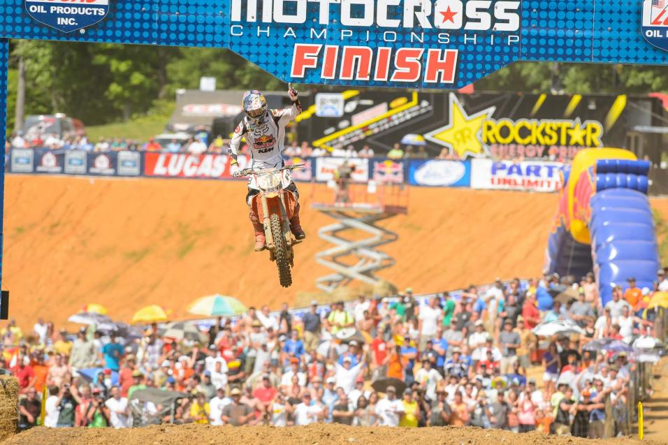 Racer X Race<br /> Report: Muddy Creek