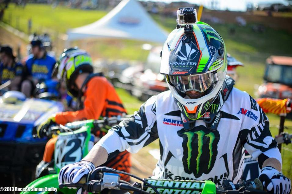 Racer X Motocross  Show: Muddy Creek