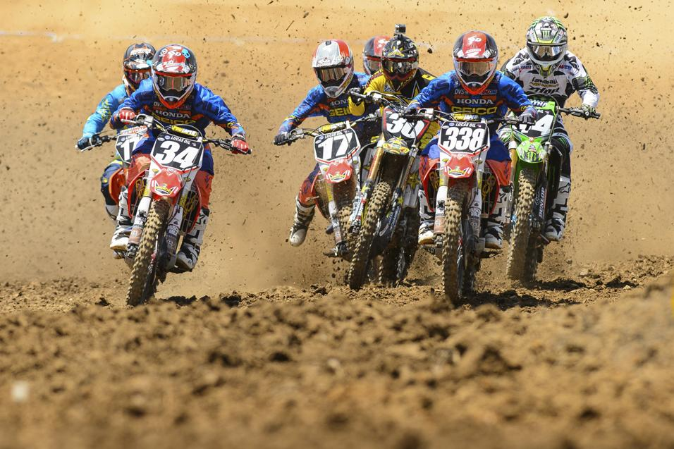 Who will be next  to win a 250MX overall?