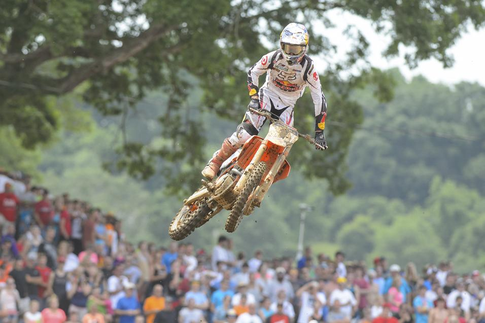 Sign of the  Lap Times: Muddy Creek
