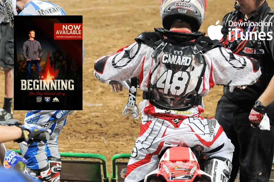 Movie Sneak Peek- Trey  Canard In The Beginning