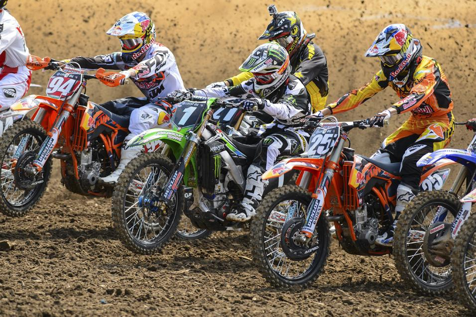 BTOSports Racer<br /> X Podcast: Muddy Creek