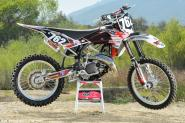Racer X Tested:  Husqvarna 144