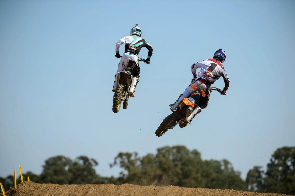James Stewart / Ryan Dungey
