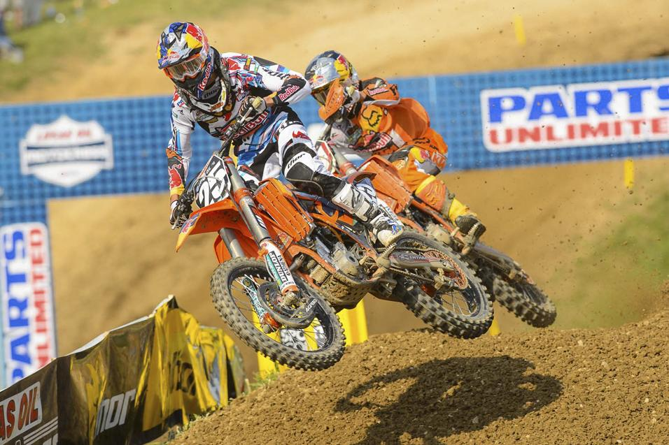 Racer X Race<br /> Report: High Point
