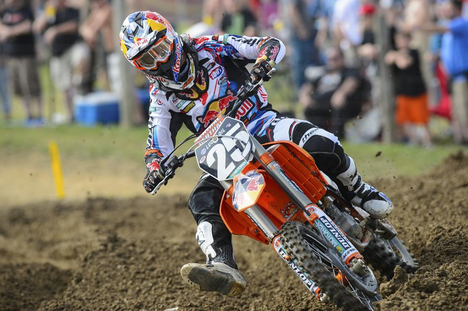 Monday Conversation:  Marvin Musquin