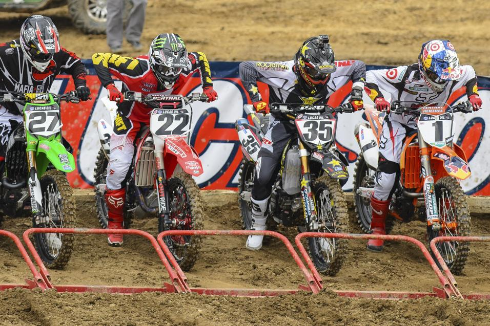 Racer X Motocross  Show: High Point