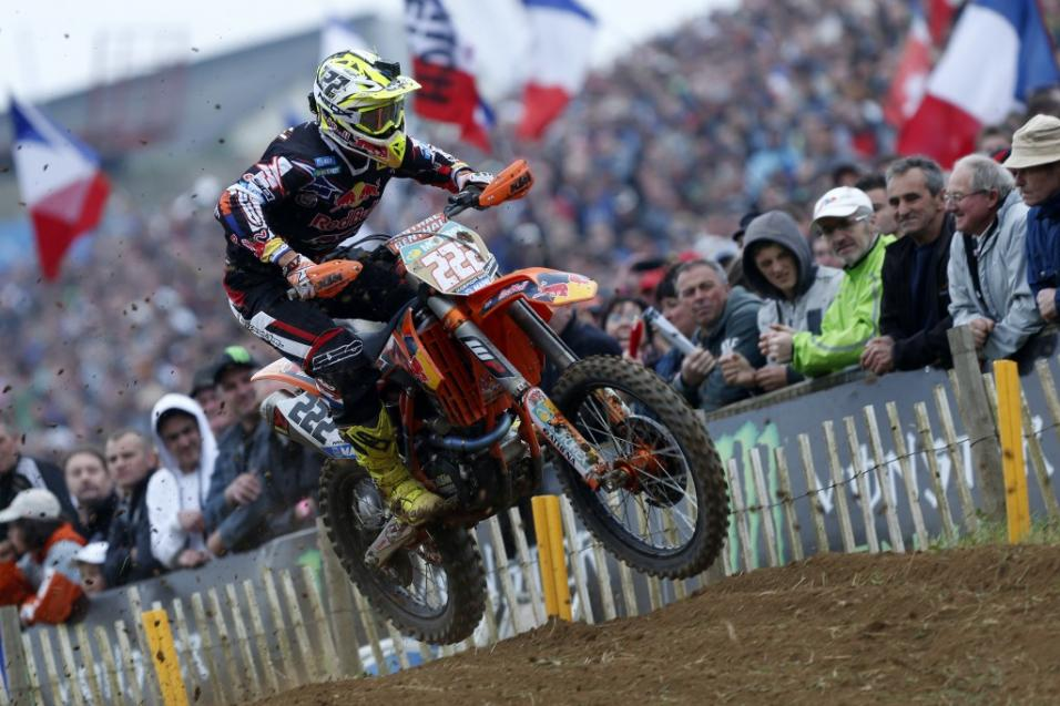Racer X Race Report:<br /> MXGP of France