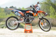 Racer X Tested:  2013 KTM 250SX-F