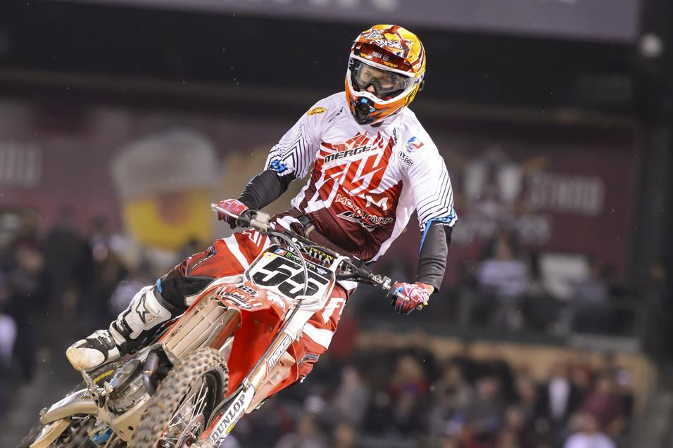 Between the Motos  II: Jimmy Albertson