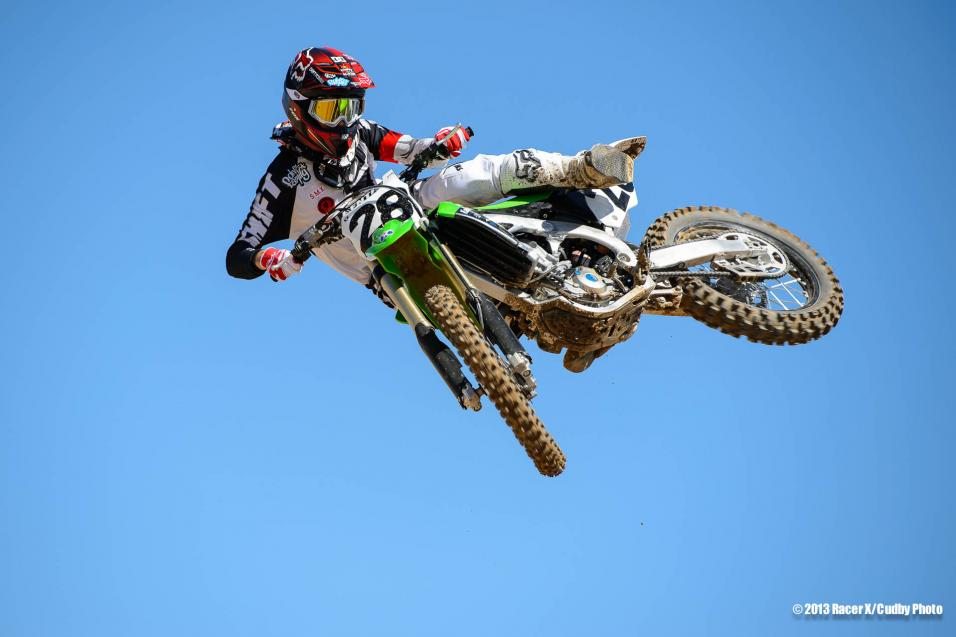 Racer X Films: 2014 Kawi KX450F and KX250F intro