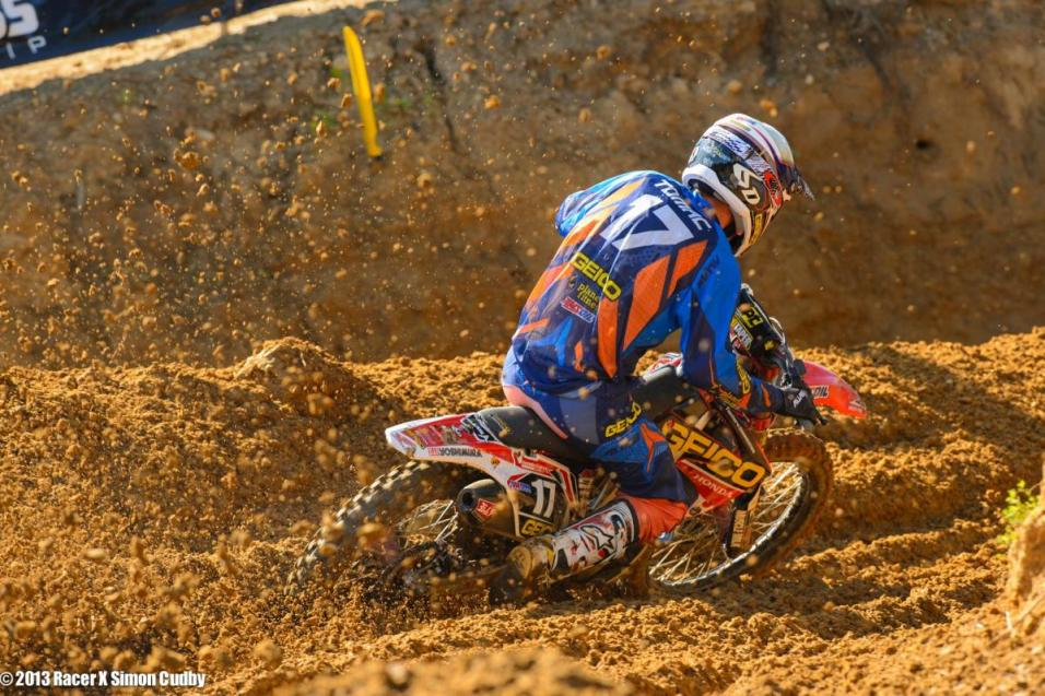 Budds Creek 250<br /> Moto 2 Report