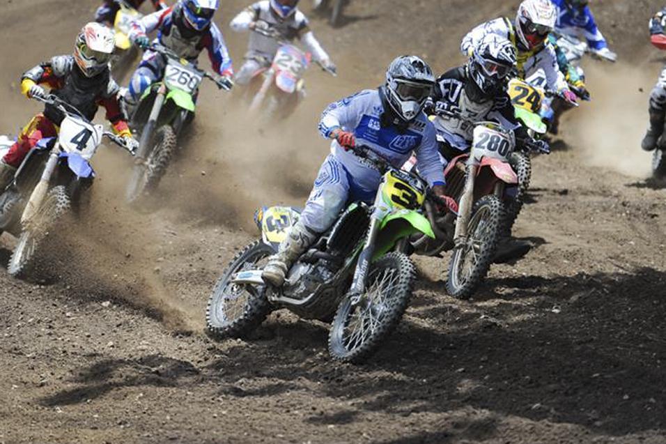 Racer X Films: Mammoth  Motocross Vet Weekend