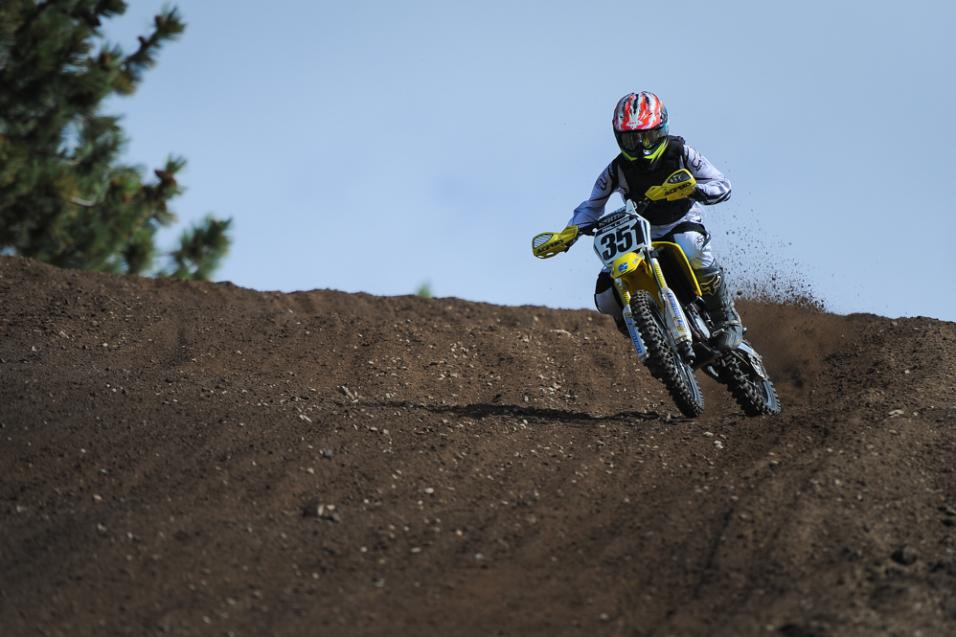 Daily Report: Mammoth  Motocross, Mini Day 1