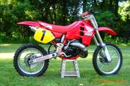 Your Collection: CR500R RJ Replica