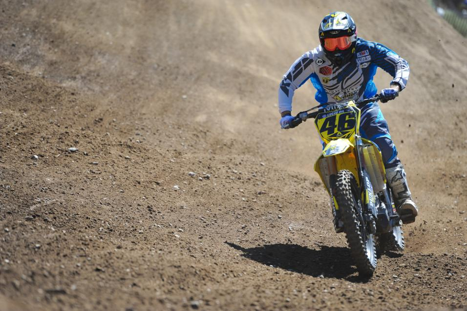 Daily Report: Mammoth  Motocross, Big Bike Day 1