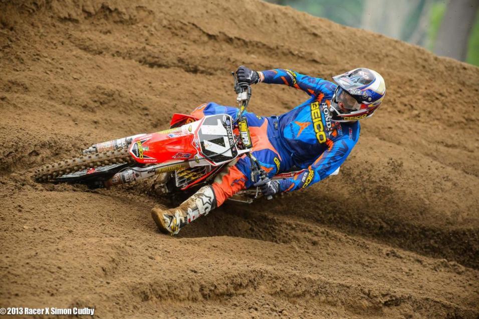 Southwick: 250 Moto 1 Report