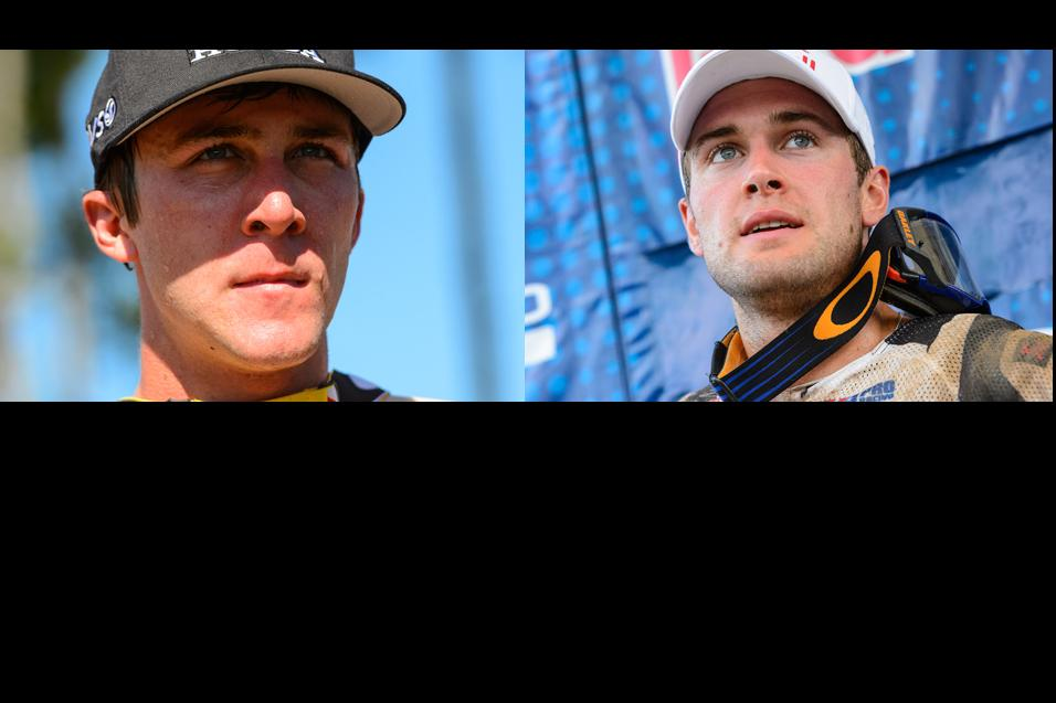 <strong>Monday</strong> Convo:<br /> Dungey and Tomac