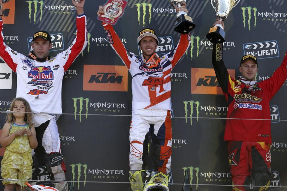 Racer X Race Report:<br /> MXGP of Sweden