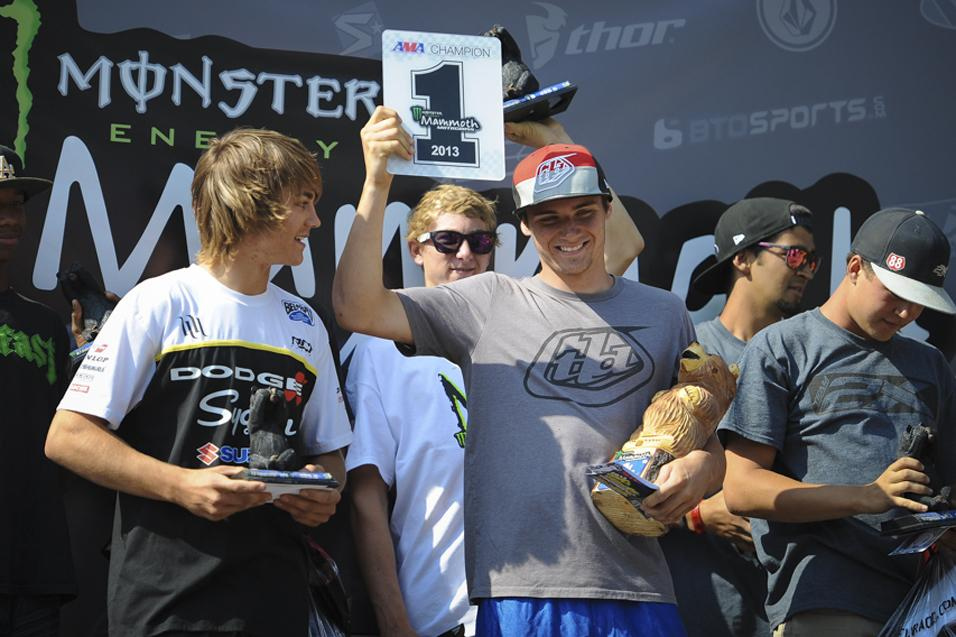 Mammoth Daily Report:  Big Bikes Final