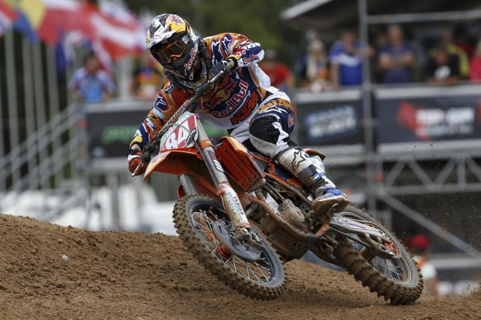 Racer X Race Report:<br /> MXGP of Latvia