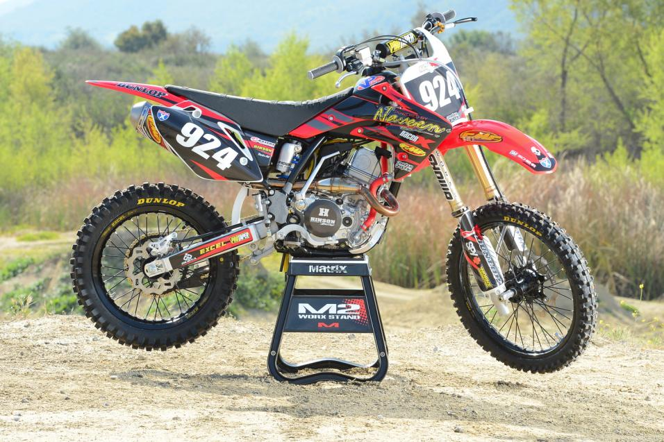 Racer X Tested: 2013 CRF150R - Racer X Online