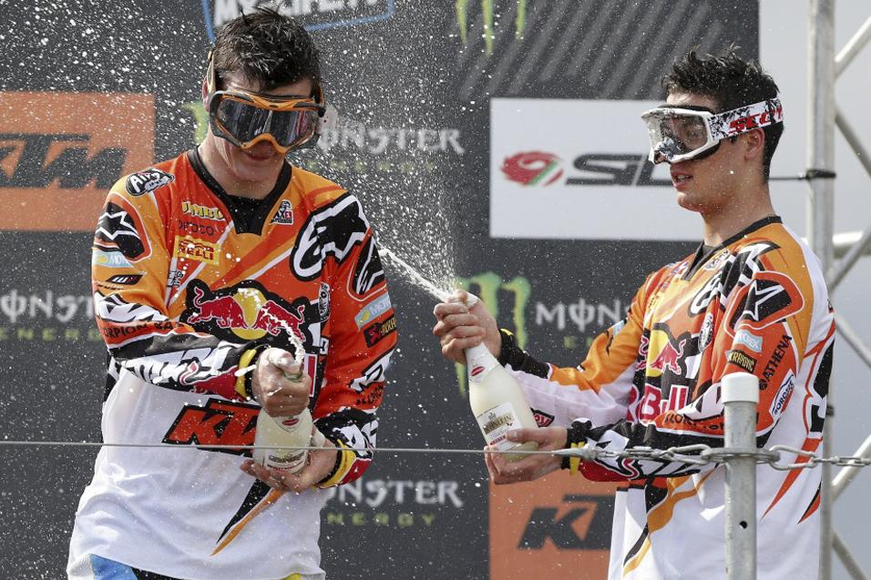 Racer X Race Report:<br /> MXGP of Finland