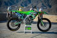 Racer X Tested:  2013 KX250F Big Bore
