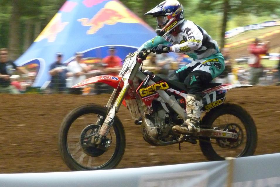 Washougal 250 Moto 1 Report