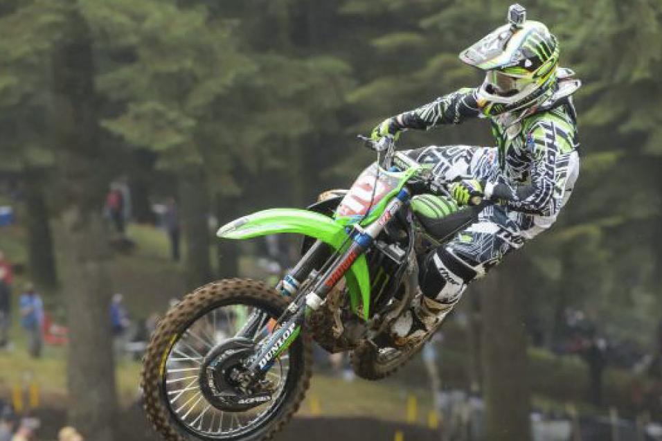 Washougal 450 Moto 2 Report