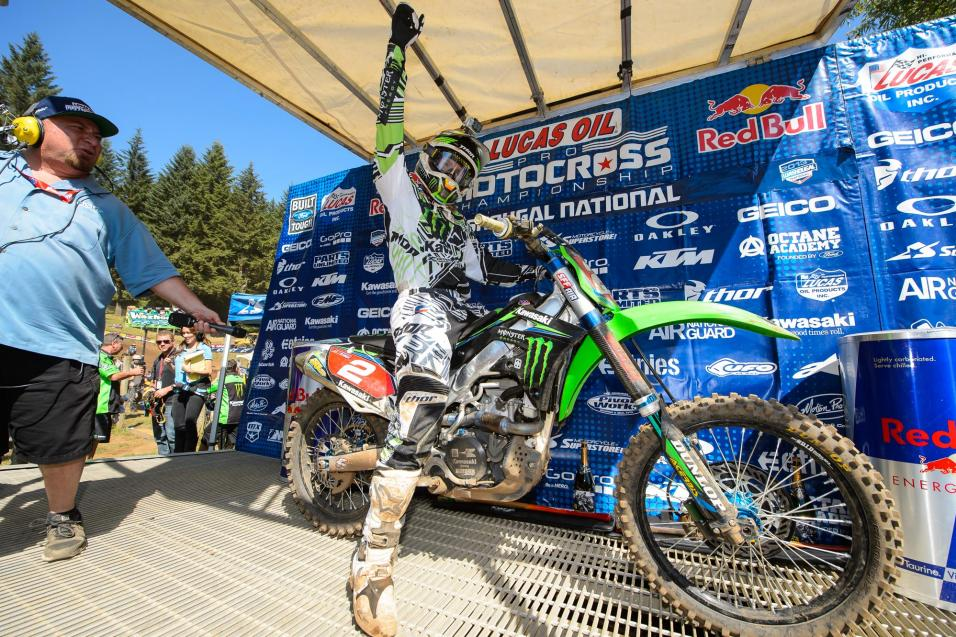 Racer X<br /> <strong>Race Report:</strong> Washougal