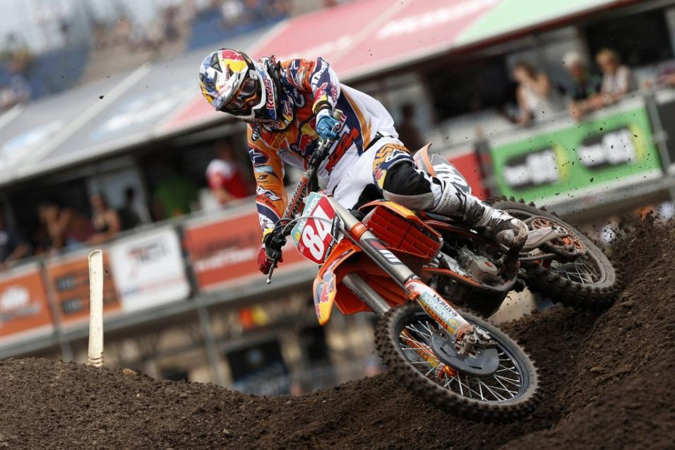 Racer X Race Report:<br /> MXGP of Germany