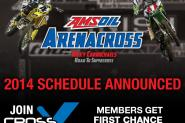 2014 Arenacross Schedule Released