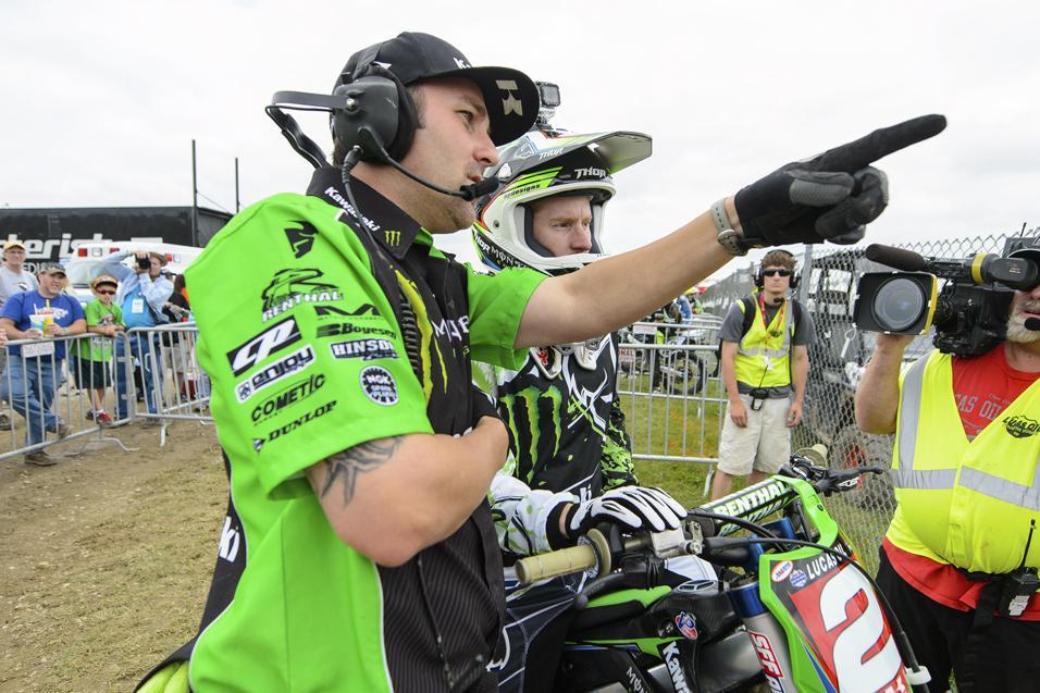 BTOSports Racer  X Podcast: Mike Williamson