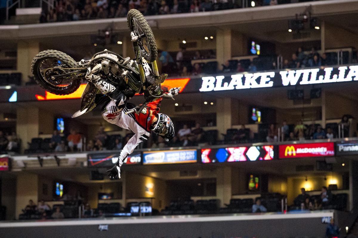 "Blake ""Bilko"" Williams looked to be the man to beat early on, as he threw down an incredible run with intense energy, and was rewarded with the first spot. Bilko stayed on top of the board for quite a while, but was finally unseated."
