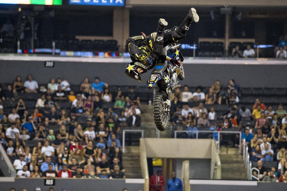 X Games Best Whip & Freestyle
