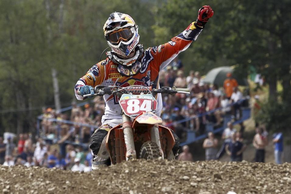 Racer X Race Report:<br /> MXGP of Czech Republic
