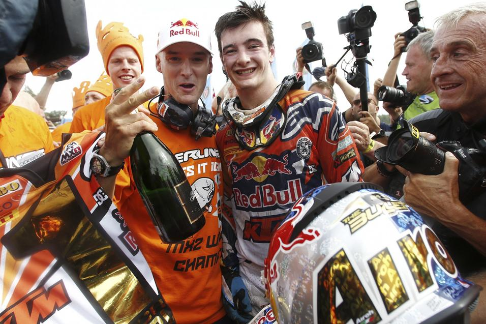 Open Mic: Jeffrey Herlings
