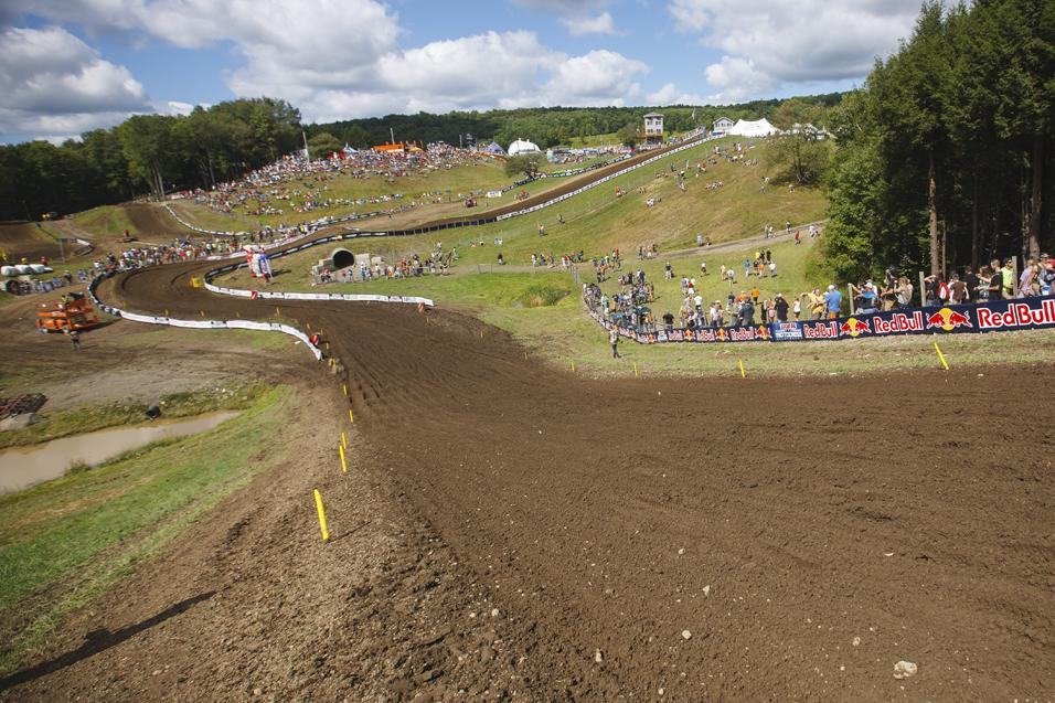 Unadilla Animated Track Map