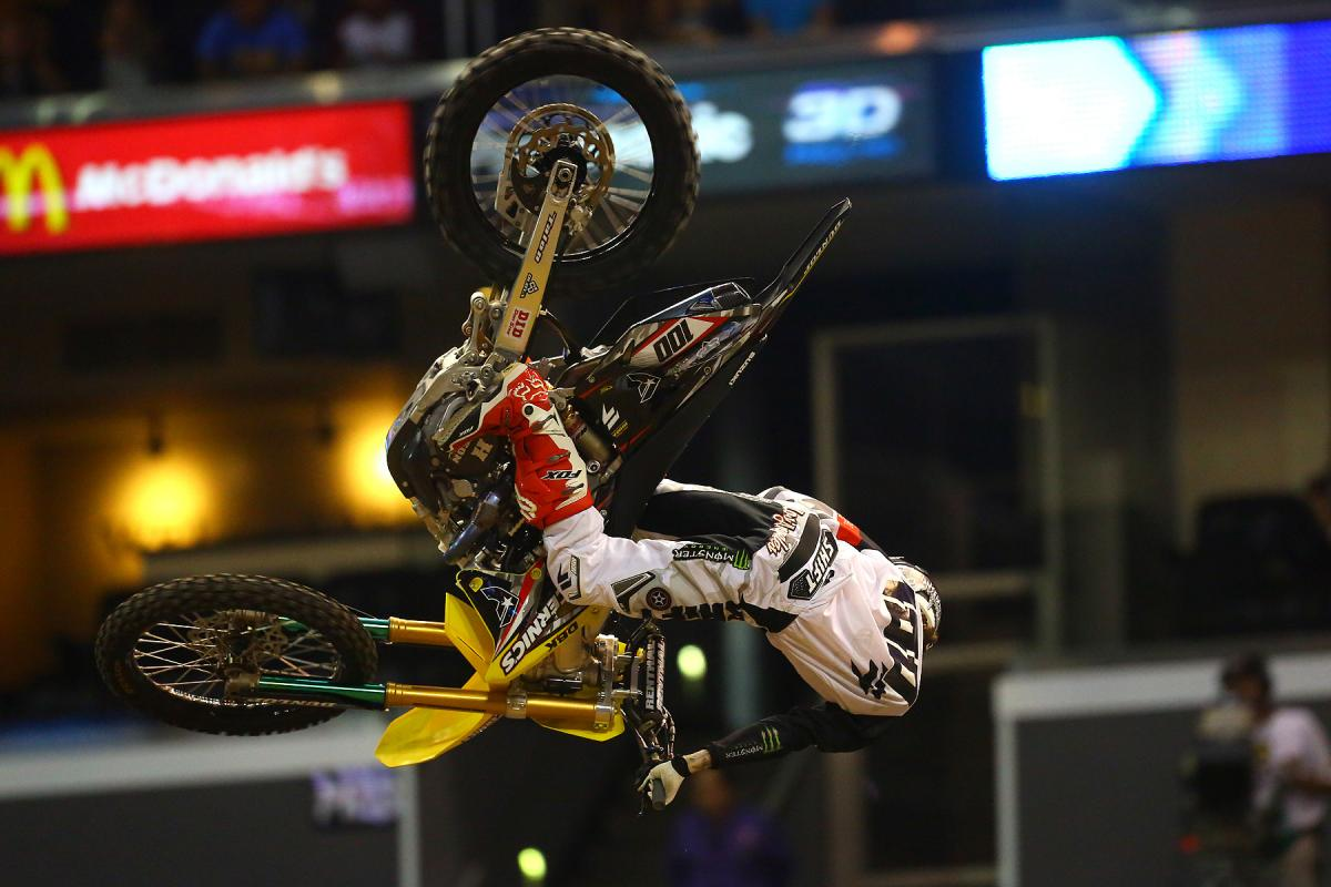 A Different View: X Games