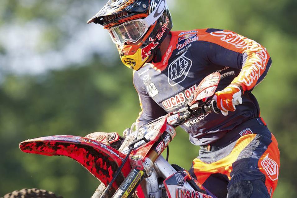 Unadilla: 250  Moto 1 Report
