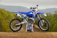 Racer X Tested: 2013 YZ125