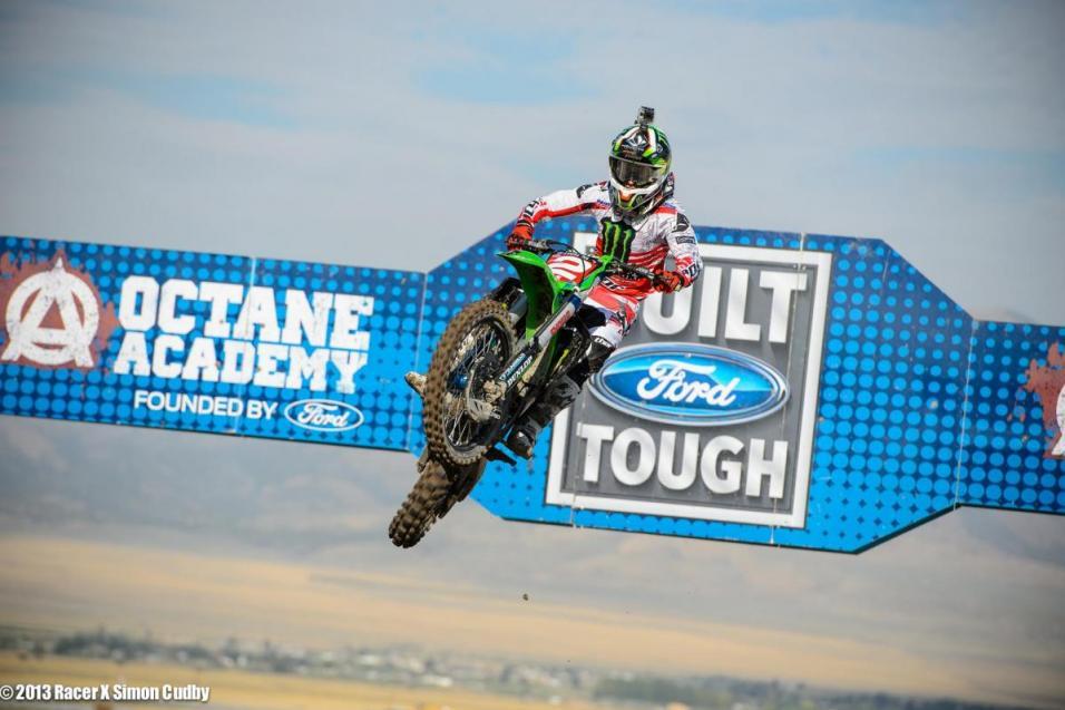 Utah: 450 Moto 2 Report