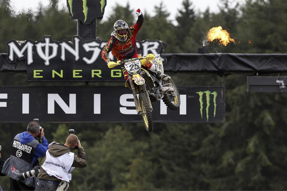 Racer X Race Report:<br /> MXGP of Belgium