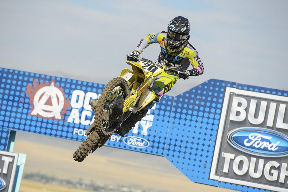 Racer X Films  Spotlight: Broc Tickle