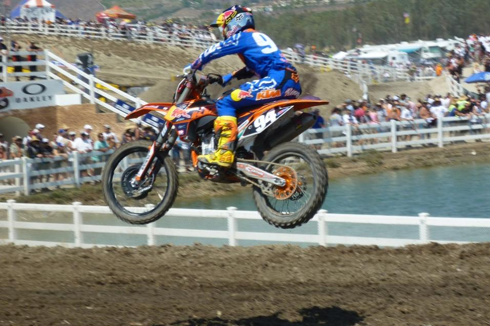 Lake Elsinore:<br /> 250 Moto 1 Report